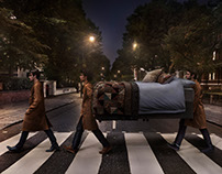 Airbnb - Win a Night At Abbey Road