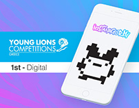 YOUNG LIONS GREECE 2019 - 1ST PLACE DIGITAL