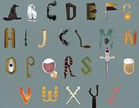 Harry Alphabet