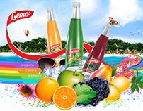 Lemonade Lemo / Promo-site