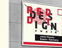 Red Dot Design Award/ Rebranding