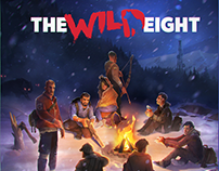 The Wild Eight promo art