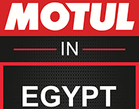 Motul's Egyptian Certified Agent
