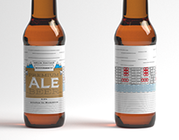 Bucurescu Beer - a city inspired packaging exercise