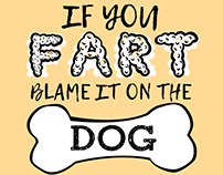 Truths About Dogs: Typography Personal Project