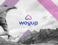 Wayup France - Logo & Packaging