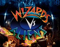 Wizards Vs Aliens App