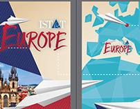 ISTAT Europe Signage