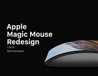 Apple Magic Mouse Touch