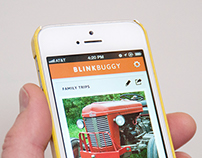 Blinkbuggy iOS App