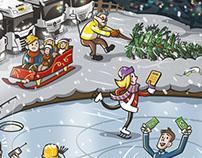 Christmas Card for AOT