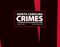 Book cover for NC Crimes, 6th Edition 2007