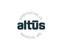 Altus | Initial Branding
