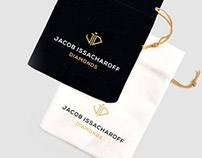Jacob Issacharoff Diamonds -  Branding & Identity