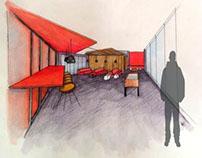 Grey Street Shop Concept