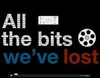 "POV Hackathon, ""All the Bit's We've Lost..."""