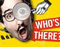 Dubai Comedy Festival - 2015, TV spot