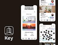 Key App - Visual Design