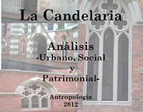 2012-1-ANTROPOLOGÍA-TALLER CIUDAD 1- La Candelaria