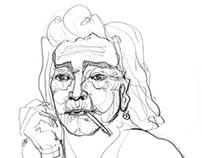 Sketches Portraits