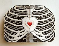 Tell-Tale Heart Scratch Off Card