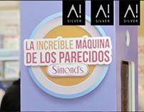 La Increíble Máquina de los Parecidos - Simond`s