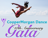 CooperMorgan Dance 10th Anniversary Gala