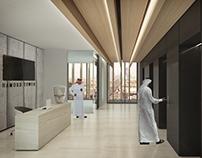 Hamound Tower Interior Proposal
