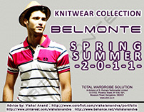BELMONTE-KNITWEAR COLLECTION-SS'11