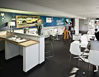 VIP lounge @ Spa-Francorchamps Racing Circuit