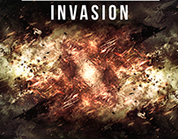 Invasion | Artwork Design