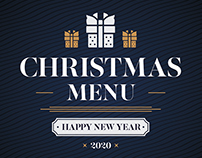 Christmas Menu II