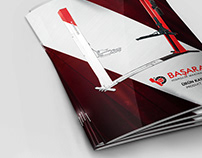 Başaran Hidrolik Katalog Tasarımı