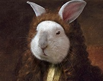 Bunny portraits