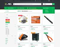 ABC S.A. - Ecommerce + APP