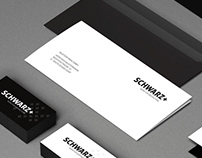SCHWARZ PLUS / Corporate Design & Website