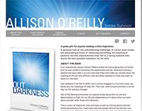 Allison O'Reilly Website