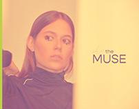 she THE MUSE Portraits