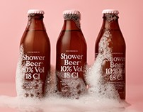 Snask // Pangpang Brewery X The Shower Beer