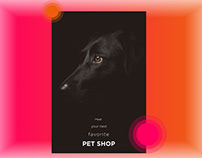 """""""Petstop"""" Project Logo Branding Design Concept"""