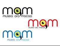 Proyecto Universitario: Propuestas de Logo MAM