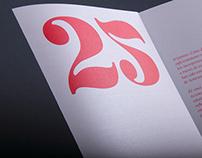 25 Aniversario Muestra de Artes