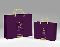DV Fashion Studio - Branding