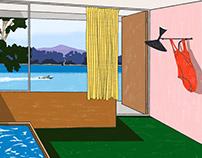 Resort corbusier