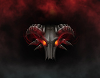 Diablo Fan UI element
