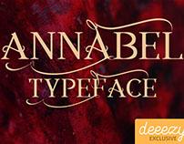 Annabel Regular - Free Font