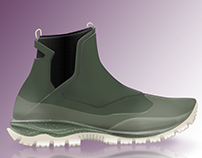 Winterized Chelsea Boot