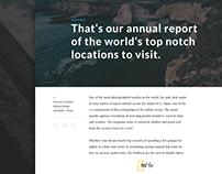 Nat Geo Featured Blog Post Concept