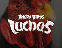 Angry Birds × Lucha Libre