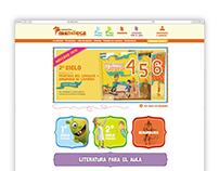 Estación Mandioca / WEB / Editorial